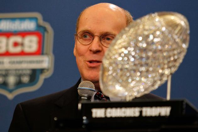 Why 'College Football Playoff'? You Didn't Want 'Legends and Leaders,' Did You?
