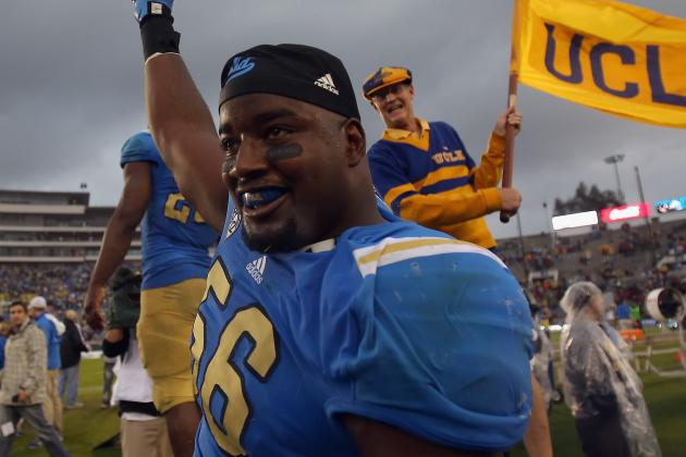 UCLA DE Datone Jones Would Be Nice Bookend