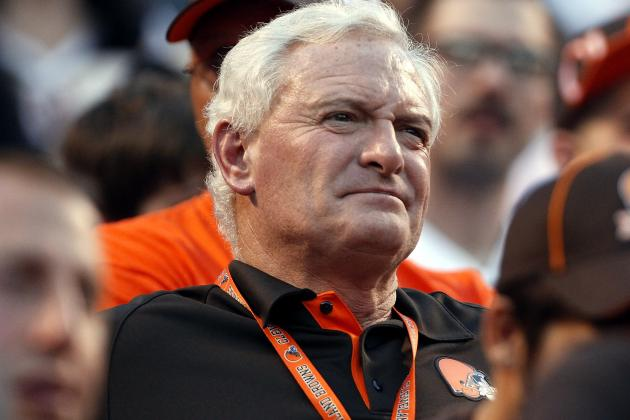 Browns Set for Vital Draft Amid Owner's Troubles