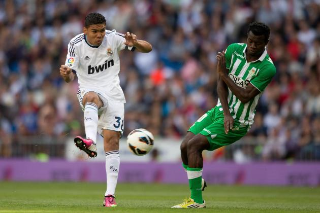 Real Madrid: Who the Heck Is Los Blancos' Brazilian Prospect Casemiro?