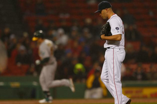 Boston Red Sox: What Should They Do with Alfredo Aceves?
