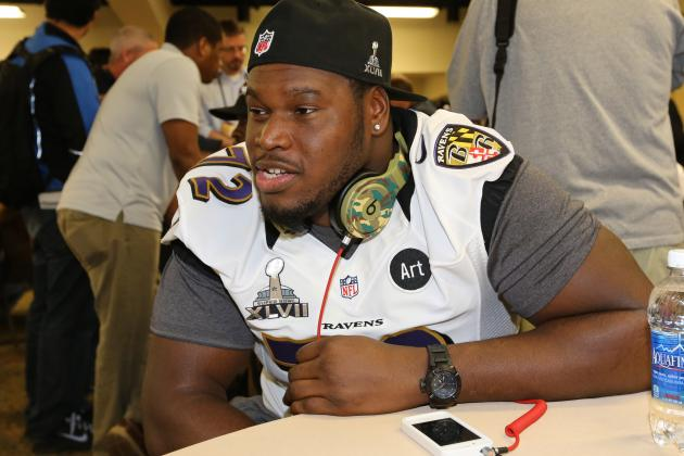 Kelechi Osemele Comfortable at Left Tackle