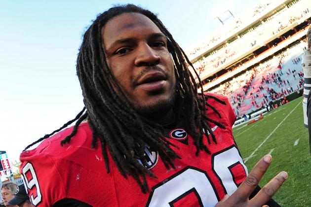 Jarvis Jones 'Hearing a Lot of Buzz' About Jets