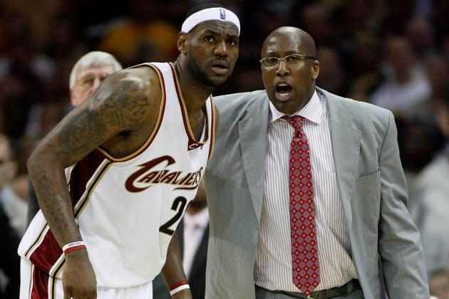 LeBron 'Very Happy' for Mike Brown's Second Chance in CLE