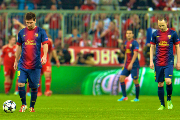 Does Barcelona's Defeat to Bayern Munich Signal the End of a Dynasty?
