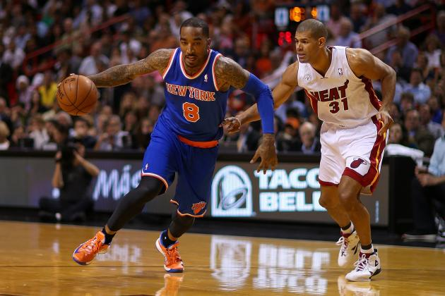 NBA Playoffs: Has J.R. Smith Earned an Eight-Figure Deal?