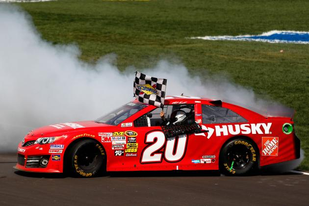 Sources: Kenseth's Engine Being Inspected
