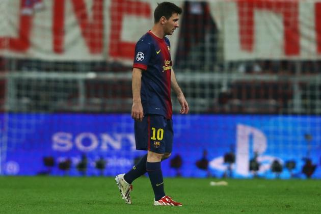 Time to Rebuild at FC Barcelona? Xoel's Thoughts on the 4-0 Loss to Bayern