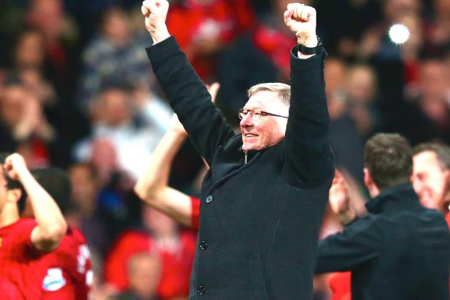 Why Sir Alex Ferguson Is the Greatest Offensive Mind in World Football