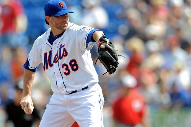 Shaun Marcum Cleared to Make Mets Debut on Saturday