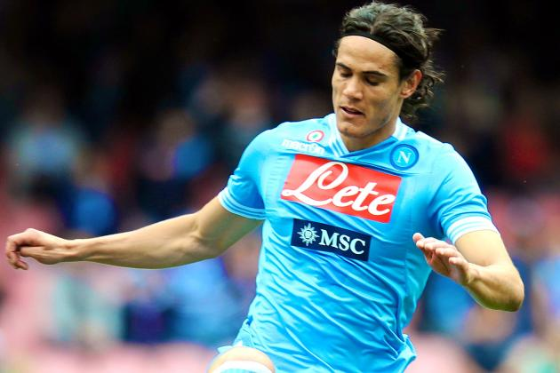 Why Signing Edinson Cavani Could Make PSG Champions League Favourites