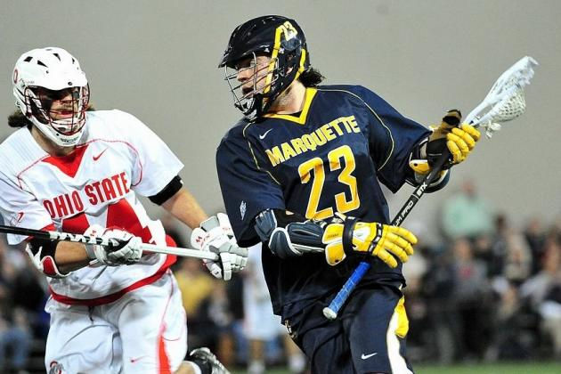 NCAA Lacrosse: Reviewing Tuesday Night's Division I Results