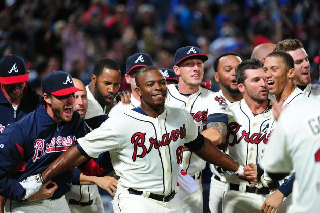 Justin Upton: Atlanta Braves Outfielder on Brink of Superstardom