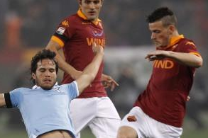 Roma Home Team for Coppa Final