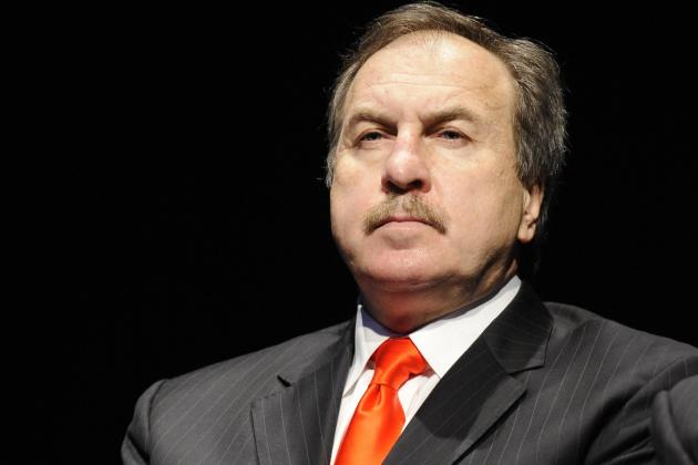 Ernie Grunfeld Sticking with the Plan for Wizards