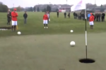 FootGolf: A Combo of Soccer, Golf and Awesomeness