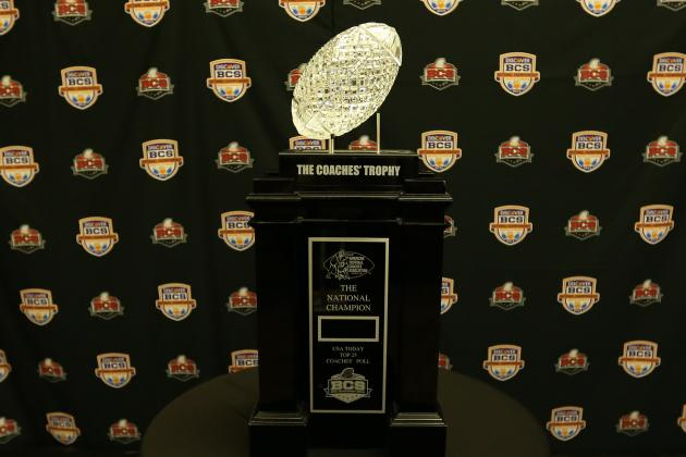 College Football Playoff 2014: Will Selection Committee Be as Bland as the Name?