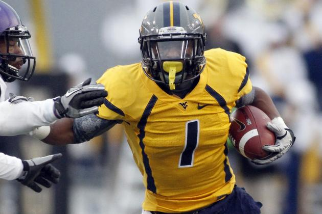 Ranking Tavon Austin's Potential Landings Spots in 2013 NFL Draft