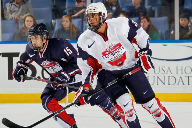 Seth Jones Tops Central Scouting Final 2013 Draft Rankings