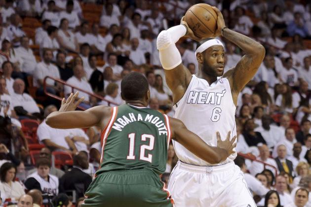 Miami Heat vs. Milwaukee Bucks: Game 3 Preview, Schedule and Predictions