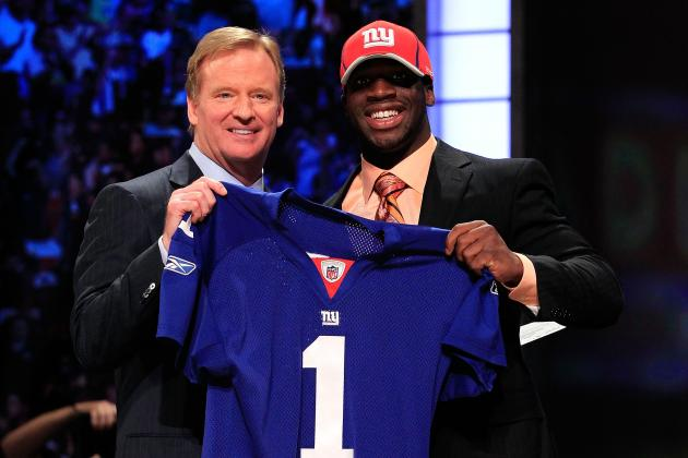 Debate: Who Do You Want the Giants to Pick in the 1st Round?