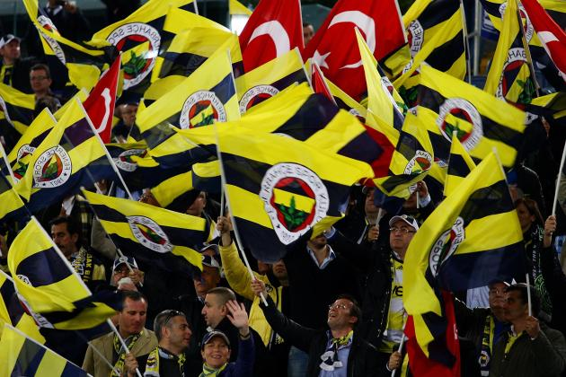 Fenerbahce vs. Benfica: Date, Time, Live Stream and Preview