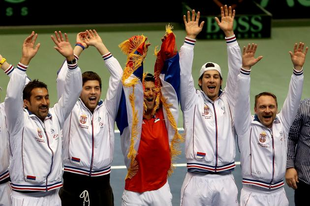 ITF Confirms Dates for 2014 Davis Cup Calendar