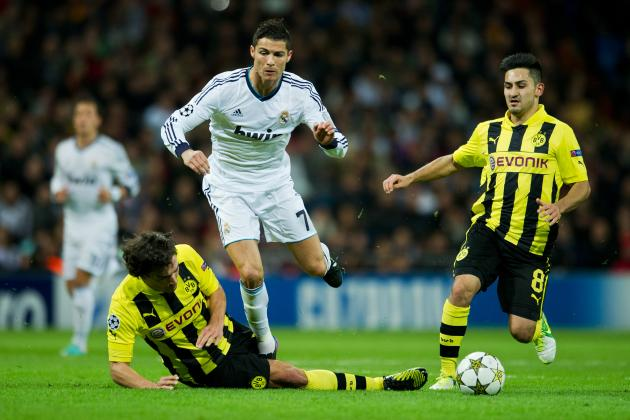 Borussia Dortmund vs. Real Madrid: Why Los Blancos Have Edge in UEFA Match