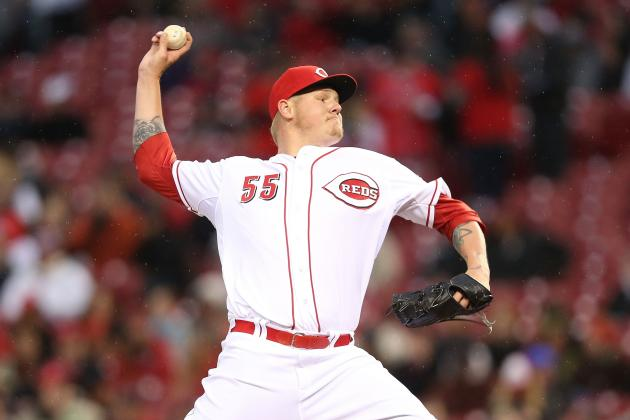 Cubs Lose to Reds 1-0; Muster Only 5 Hits