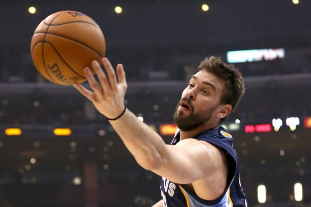 Does Marc Gasol Winning NBA Defensive Player of the Year Prove Award Is Flawed?