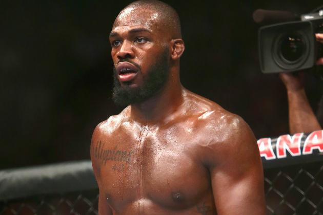 UFC: What Happened to Jon Jones as 'Superstar Crossover MMA Fighter'?
