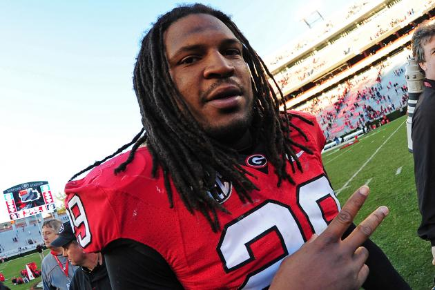 New York Jets Should Select Jarvis Jones with No. 9 Pick in NFL Draft