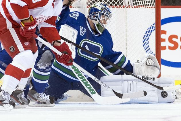 Report: Cory Schneider Day-to-Day with Injury