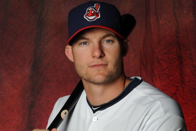 Indians Activate Lou Marson from the Disabled List