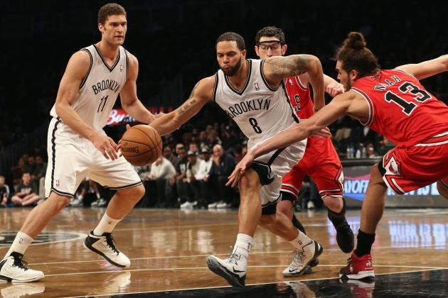 Bulls Will Focus on Keeping Deron Williams in Check as Series Shifts to Chicago