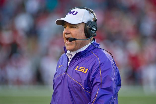 Les Miles: Do Away with Permanent Foes
