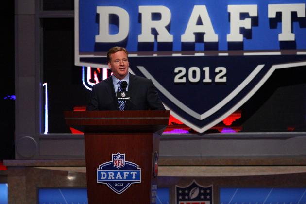 2013 NFL Draft Order: Final 7-Round Pre-Draft Breakdown