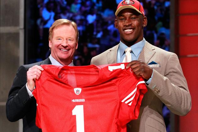 Debate: Who Do You Want the 49ers to Pick in the 1st Round?