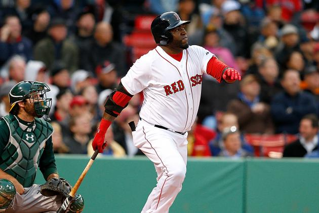 Papi Returns to Sox Lineup Wednesday vs. A's