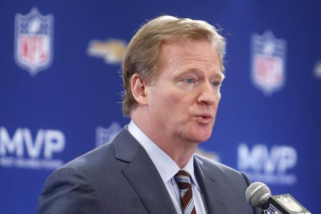 Goodell Met with Browns Owner Jimmy Haslam Tuesday Regarding FBI Probe