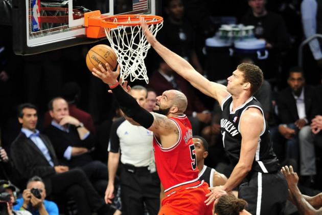 Brooklyn Nets vs. Chicago Bulls: Game 3 Preview, Schedule and Predictions