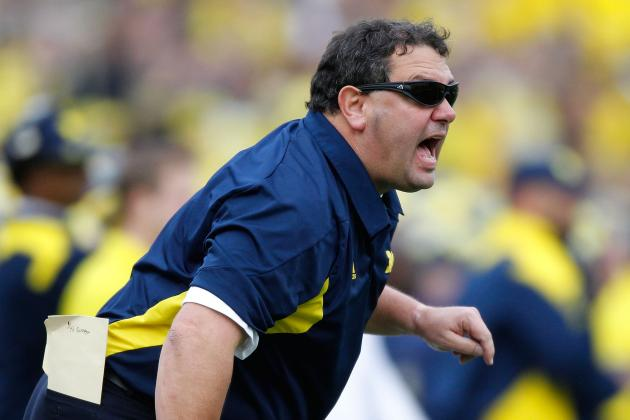 Brady Hoke: Free Donuts for Michigan Students at Noon Games