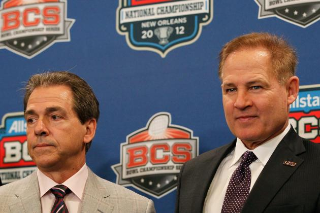 Nick Saban vs. Les Miles: Whose Recruiting Style Is Most Effective?