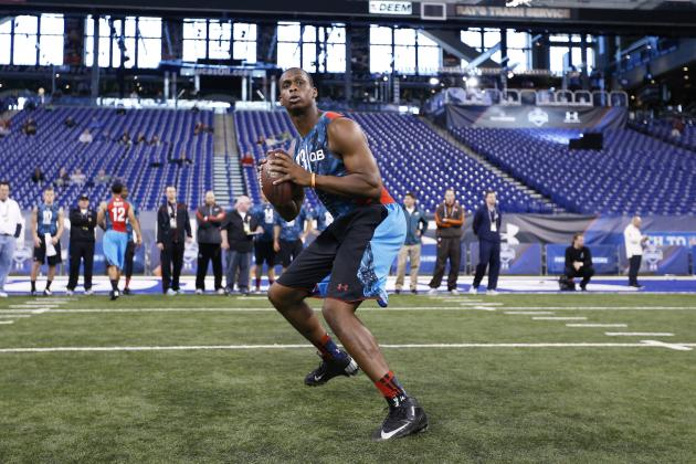 Philadelphia Eagles Should Use No. 4 Pick on Geno Smith