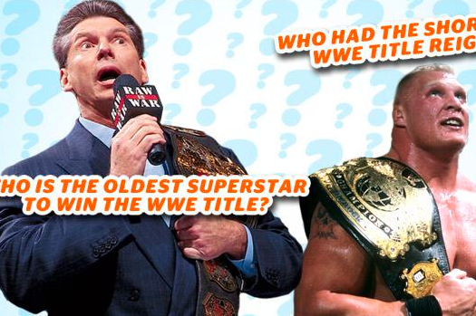 Quick WWE Championship Facts