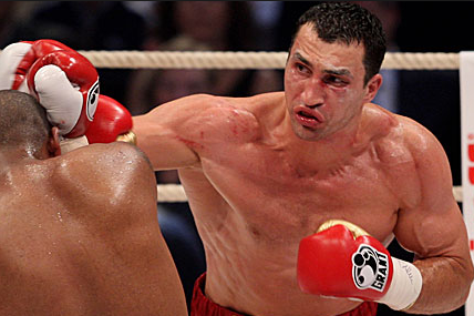 W. Klitschko-Povetkin Bout Fetches $23.3M Bid