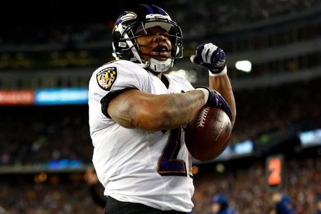 Ray Rice on Super Bowl Status: We Are Going to Get Every Team't Best Shot