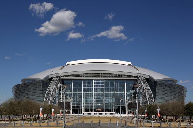 College Football Playoff Title Game Will Be Played at Cowboys Stadium