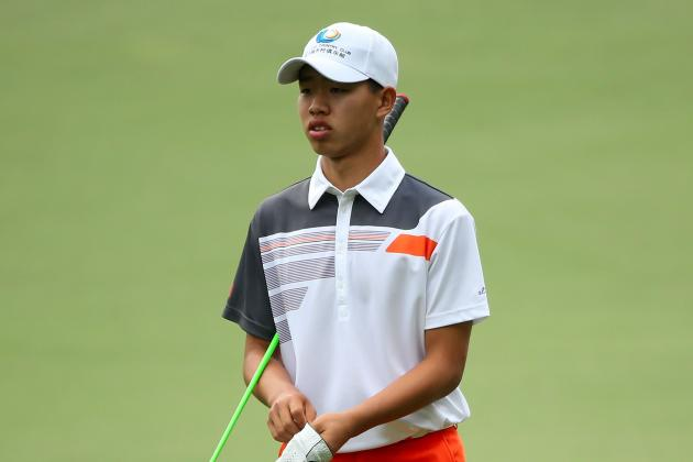 Guan Faces Long Odds to Make Zurich Cut