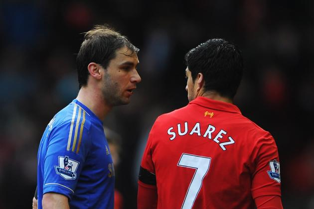 Why Liverpool Shouldn't Be Upset with Luis Suarez's 10-Match Ban